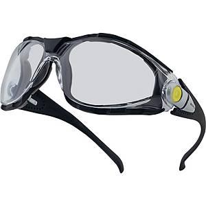 Deltaplus Pacaya Lyviz safety glasses - clear lens
