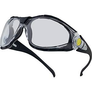 Deltaplus Pacaya Lyviz safety glasses - clear lens