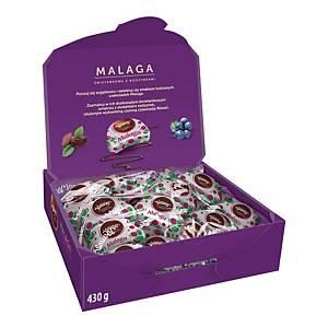 Cukierki Malaga WAWEL, śmietankowe z rodzynkami, 430 g