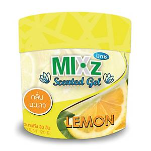 MIXZ Scented Gel Lemon 120 g