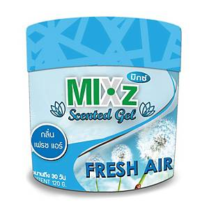 MIXZ Scented Gel Freash Air 120 g