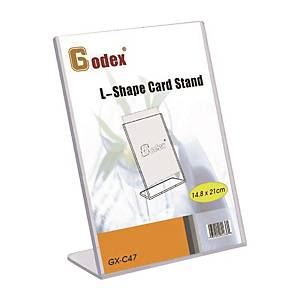GODEX L-shape Display Stand A5