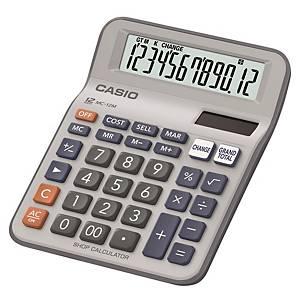 CASIO MC-12M Calculator 12 Digits