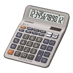 CASIO DC-12M Calculator 12 Digits