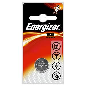 Pilha-botão de lítio Energizer CR1632