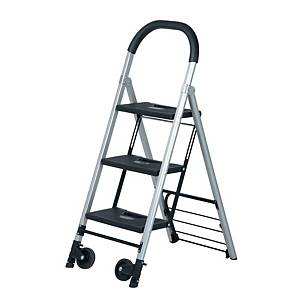 AT-71 FOLDABLE ALUMINIUM HAND TRACK WITH LADDER
