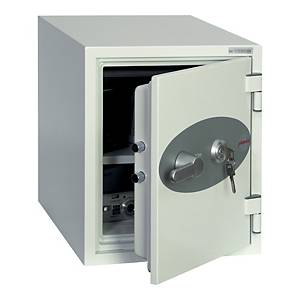 Tresor Phoenix FS1272K Titan, Vol: 25L, Gewicht: 36kg, weiß, Desktopservice