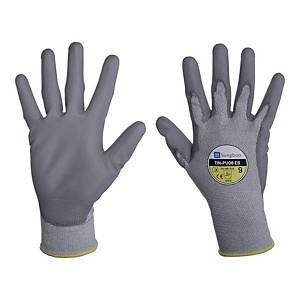Rękawice antyelektrostatyczne SUNGBOO 11N-PU08 ESD, rozmiar 9, para
