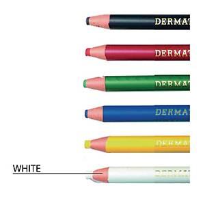 Ringo Dermatograph White Colour Pencil 1.0mm Line Width