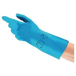 Gants protection chimique Ansell VersaTouch 37-200 nitrile - taille 7 - la paire