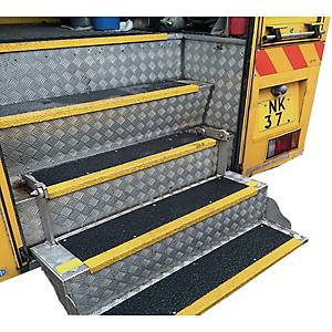 Securemen Medium Yellow Grp Safe Edge 70 x 1000 x 300mm