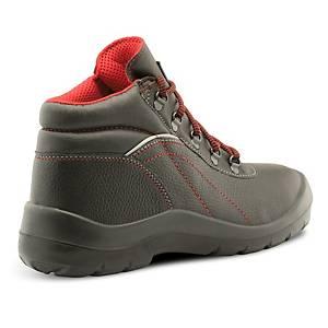 Bezpečnostní kotníková obuv WINTOPERK FOX, S3 SRC, velikost 42, černá
