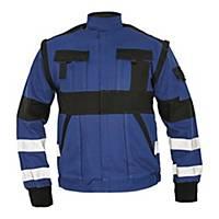 Bluza CERVA MAX REFLEX, niebiesko-czarna, rozmiar 54