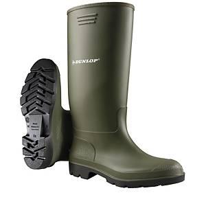 Botas de agua Dunlop Pricemastor 380VP - verde - talla 45
