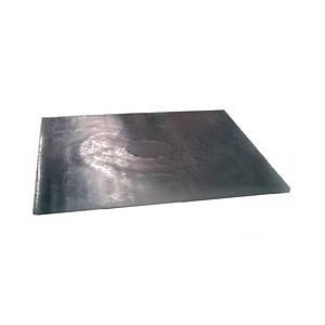 Bloqueador de alcantarilla de neopreno negro - 90 x 90 cm