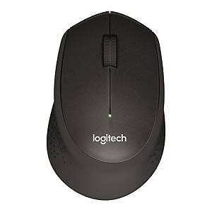Logitech 無線靜音滑鼠 M331