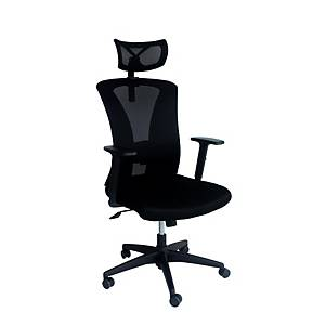 Artrich 822 High Back Mesh Chair Black