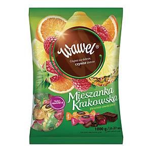 WAWEL MIESZANKA KRAKOWSKA CHOCOLATE 1 KG
