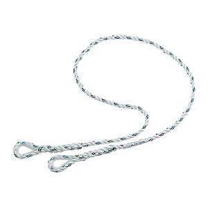 Cinghia con corda trefolata LO007150 1,5m