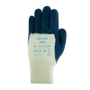 Guanti protezione meccanica Ansell Hycron® 27-600 tg 9