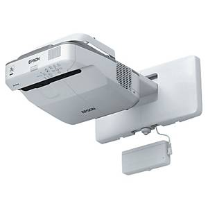 Vidéoprojecteur interactif tactile Epson EB 695WI - 3LCD - WXGA
