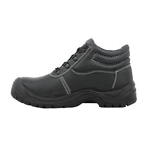 Safety Jogger Safetyboy S1P Safety Shoes Black - Size 42