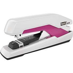 RAPID SO60 FS STAPLER 60SH WH/PINK