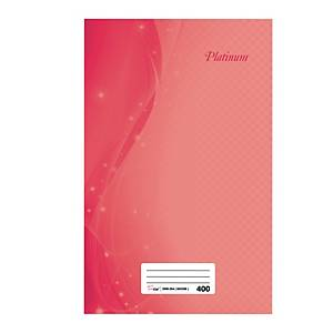 Assorted Colour F4 Notebook 400 Pages