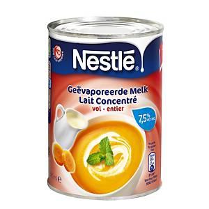 Nestlé geëvaporeerde volle melk, 385 ml, pak van 24 blikken