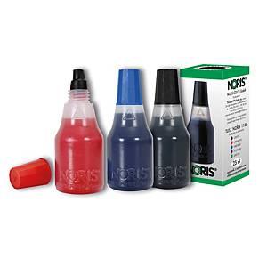 Tusz do stempli NORIS 110S w kolorze niebieskim, 25 ml