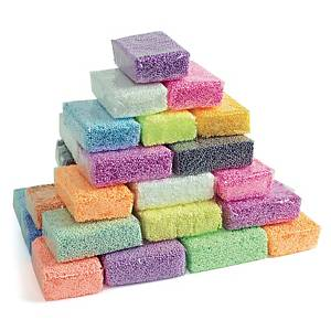 Colorations Incredible foam - le paquet de classe de 36