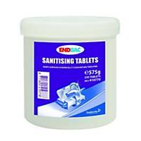 Endbac Sanit Tablets 230Pcs