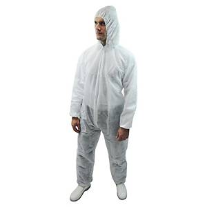 Combinaison de protection PLP Hopen - blanche - taille L