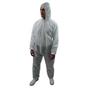 Combinaison de protection PLP Hopen - blanche - taille XL