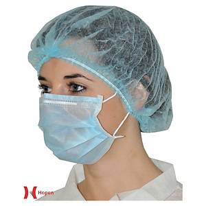 Masque hygiène Medicom Safe+mask Economy - 3 plis - boîte de 50