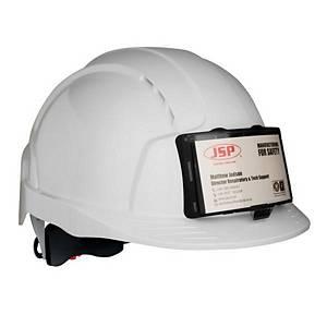 Porte badge JSP pour casque Evolite