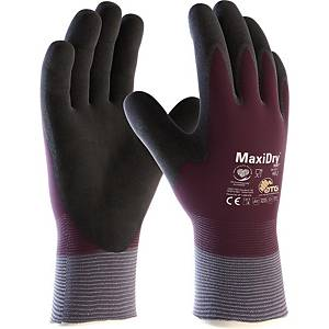 Gants anti-froid ATG 56-451 Maxidry Zero - taille 9 - la paire