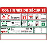 EFORUM A0301PA3 SAFETY INSTRUCTIONS
