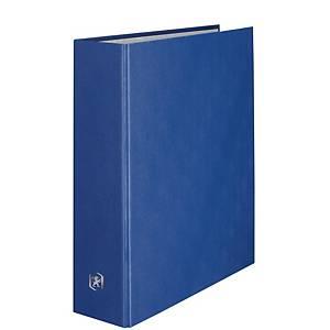 Classeur Elba D-clic - dos 8 cm - bleu