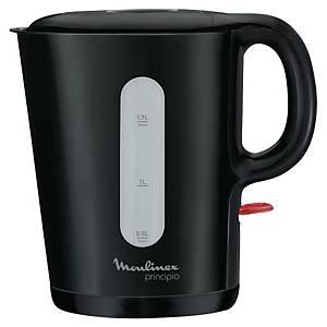 Bouilloire électrique Moulinex Principio - BY105810 - 1,7 L - noire