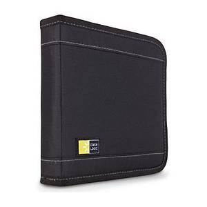CASE LOGIC CDW-16 CD WALLET 16CD BLK
