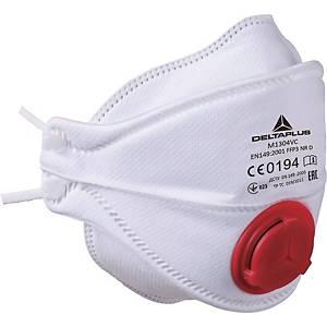 Atemschutzmaske Delta Plus M1304V, Typ FFP3, Packung à 10 Stück