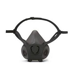 Masque réutilisable pour moitié de visage Moldex Easylock 7006, large