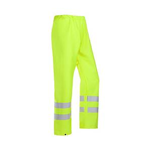 Sioen Gemini rain trousers Hi-viz orange - size M