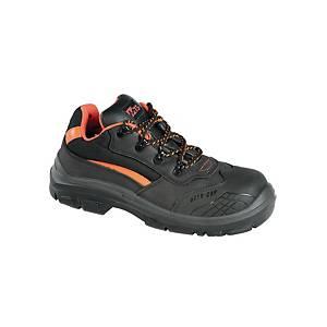 MTS Naval S3 lage schoen zwart - maat 45