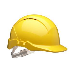 Conturion Concept vented safety helmet - yellow