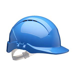 Conturion Concept vented safety helmet - blue