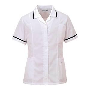 Tunika damska PORTWEST LW20, biała, rozmiar XS