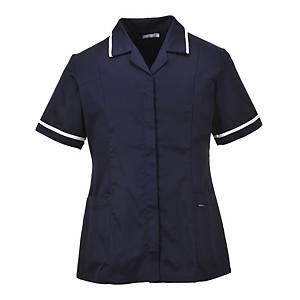 Portwest LW20 tuniek dames, polyester/katoen, marineblauw, maat 3XL, per stuk
