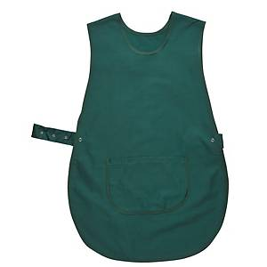 Portwest S843 tablier polyester/cotton 190gr vert bouteille - taille S/M